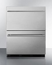 SP6DBS2D7 Refrigerator Front