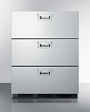 SP6DBS7 Refrigerator Front