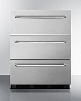 SP6DSSTB7 CLONE Refrigerator Front