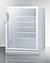 SCR600GLBIADA Refrigerator Angle