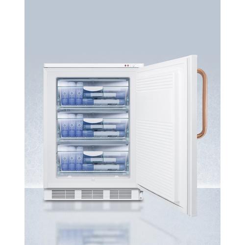 VT65MLTBC Freezer Full