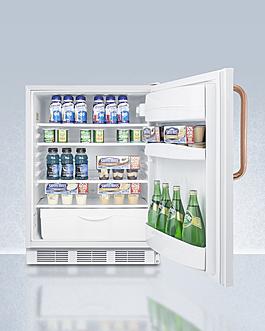 FF6LWBI7TBCADA Refrigerator Full