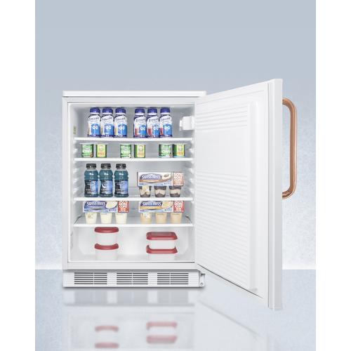 FF7LWTBC Refrigerator Full