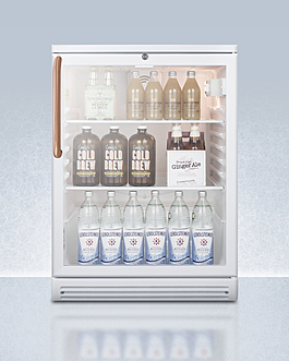 SCR600GLTBC Refrigerator Full