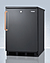 FF7LBLKTBC Refrigerator Angle