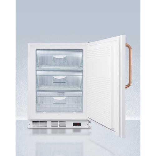 VT65MLBITBCADA Freezer Open