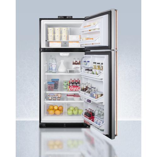 BKRF18SSCP Refrigerator Freezer Full