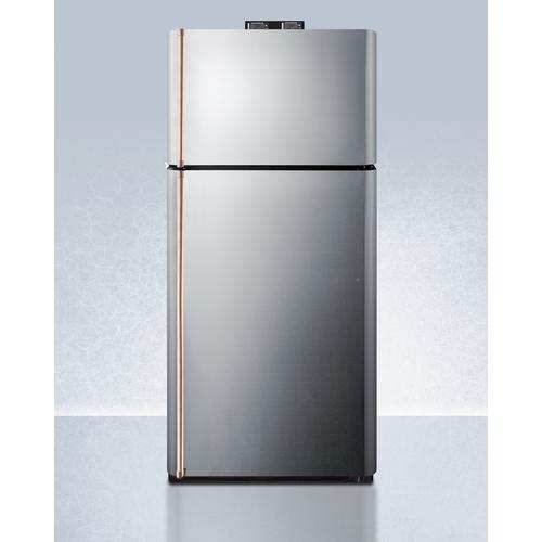 BKRF18SSCP Refrigerator Freezer Front