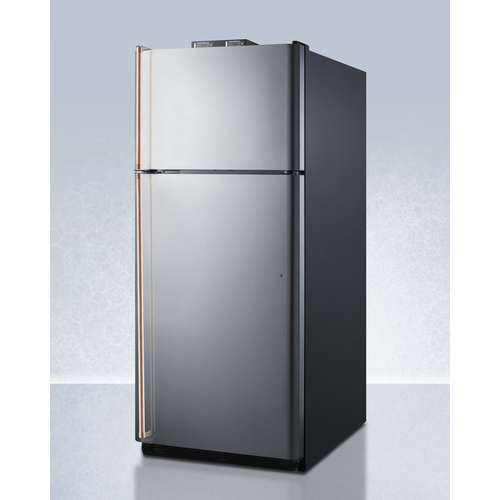 BKRF18SSCP Refrigerator Freezer Angle
