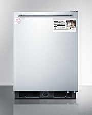 MC6BI Refrigerator Front