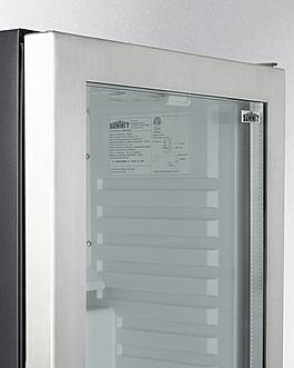MB13GST Refrigerator Detail