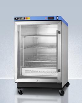 PTHC65GCSSLHD Warming Cabinet Angle