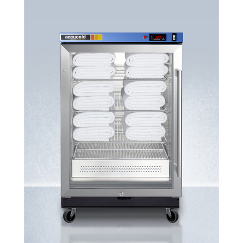 PTHC65GCSSLHD Warming Cabinet Full