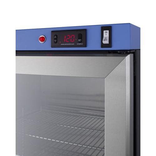 PTHC65GLHD Warming Cabinet Detail