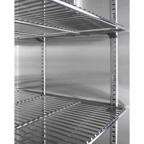 PTHC155GLHD Warming Cabinet Detail