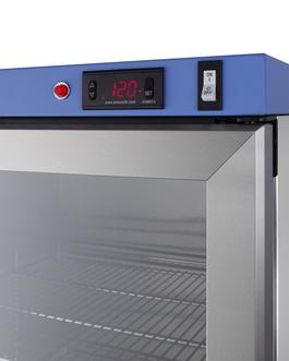 PTHC155GCSSLHD Warming Cabinet Detail