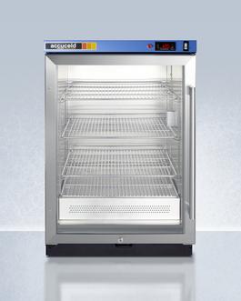 PTHC65GCSSLHD Warming Cabinet Front