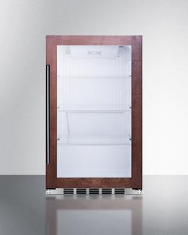 SPR489OSIF Refrigerator Front