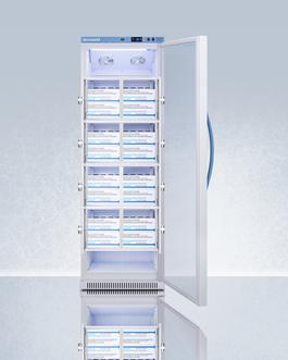 ARG15PVLOCKER Refrigerator Full