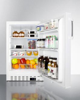 ALR46W Refrigerator Full