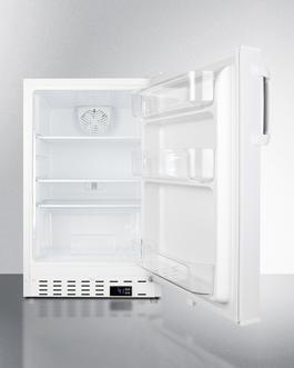 ALR46W Refrigerator Open