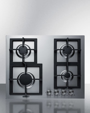 LCG4S Gas Cooktop Front