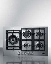 LCG5S Gas Cooktop Front