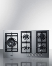 LCG536S Gas Cooktop Front