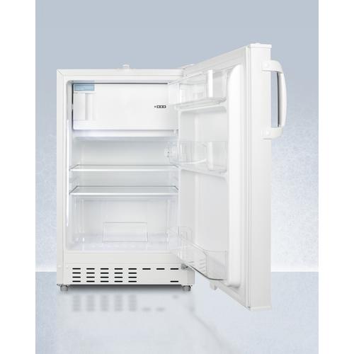 ADA302RFZ Refrigerator Freezer Open