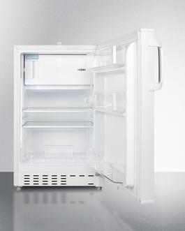 ALRF48 Refrigerator Freezer Open