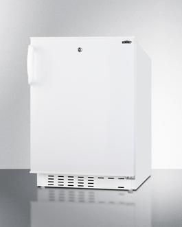 ALRF48 Refrigerator Freezer Angle