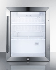 SCR314L CLONE Refrigerator Front