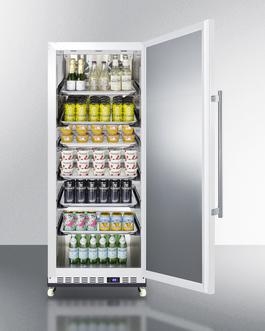 FFAR12WRI Refrigerator Full