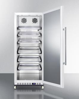 FFAR12WRI Refrigerator Open