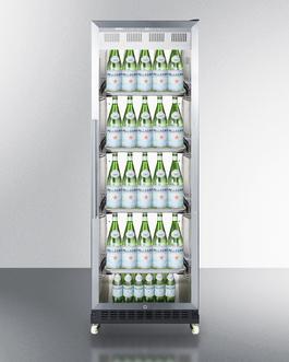 SCR1401RI Refrigerator Full