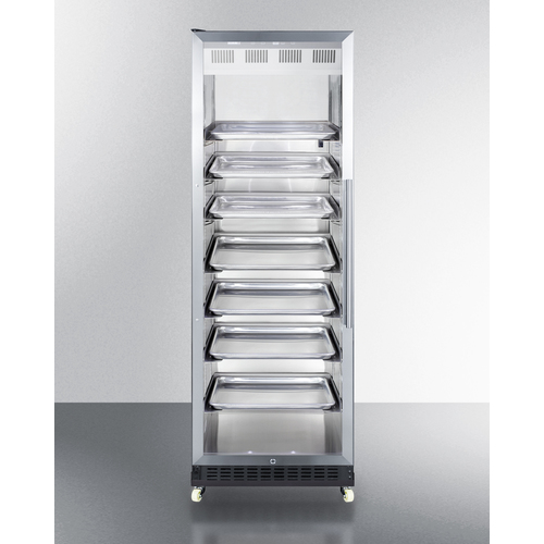 SCR1401LHRICSS Refrigerator Front