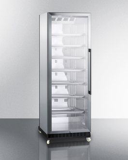 SCR1401LHRICSS Refrigerator Angle