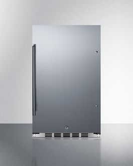 FF195H34CSS Refrigerator Front