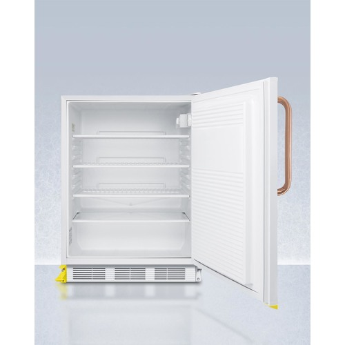 FF7LWBITBCSTOADA Refrigerator Open