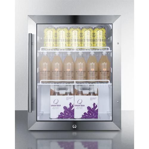 SPR314LOSCSS Refrigerator Full