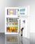 CP34W Refrigerator Freezer Full