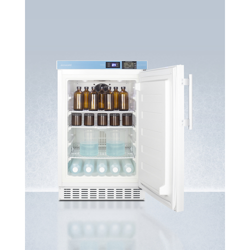 ACR45LCAL Refrigerator Full