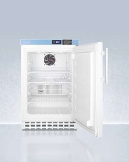 ACR45LCAL Refrigerator Open