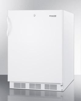 CT66LADA Refrigerator Freezer Angle