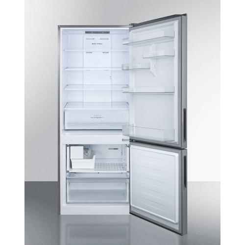 FFBF279SSIM CLONE Refrigerator Freezer Open