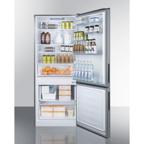 FFBF279SSIM CLONE Refrigerator Freezer Full