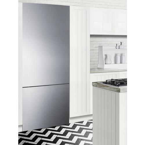 FFBF279SSBILHD Refrigerator Freezer Set