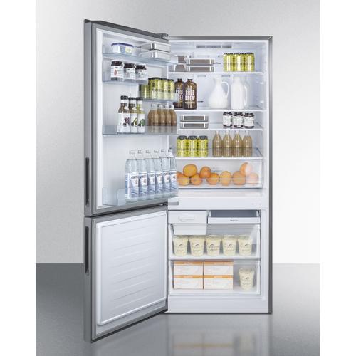 FFBF279SSBILHD Refrigerator Freezer Full