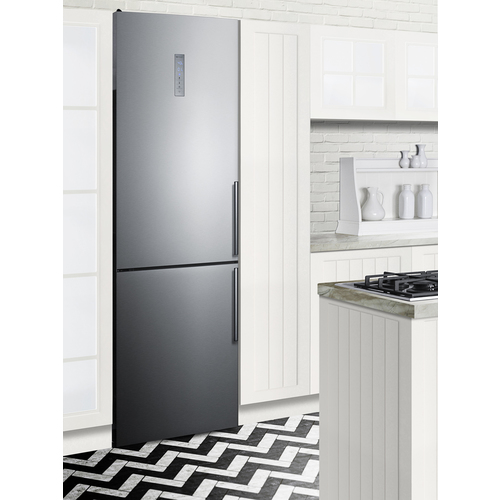 FFBF192SSBIIMLHD Refrigerator Freezer Set