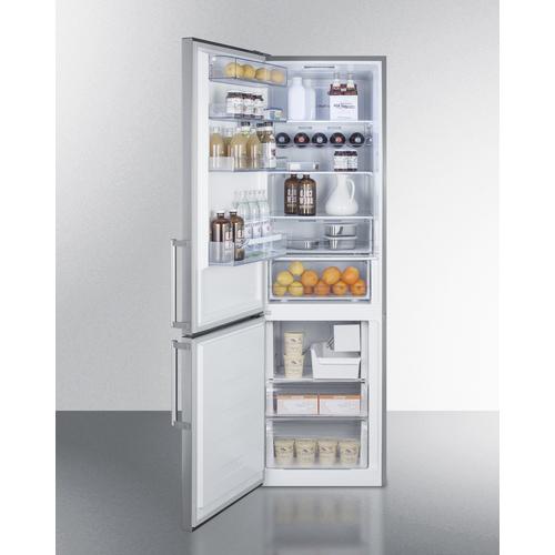 FFBF192SSBIIMLHD Refrigerator Freezer Full